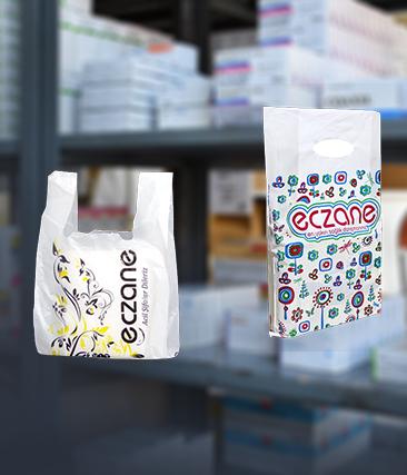 Eczane Poşetleri - Mays Plastik Ambalaj