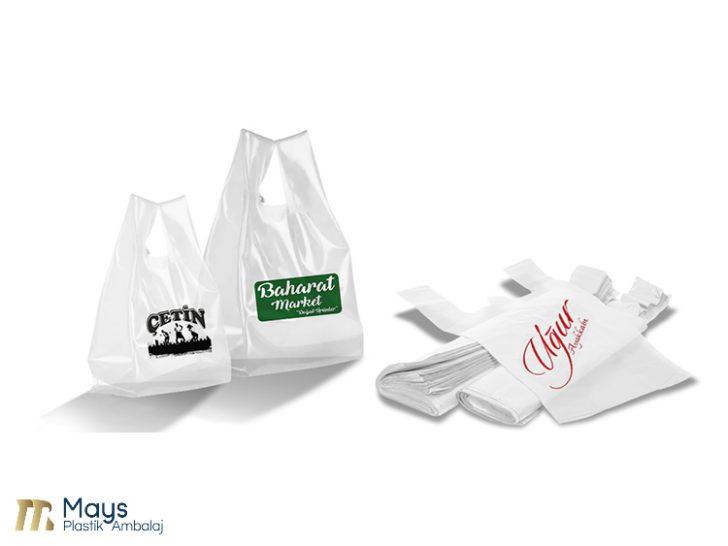 Market Poşetleri - Mays Plastik Ambalaj