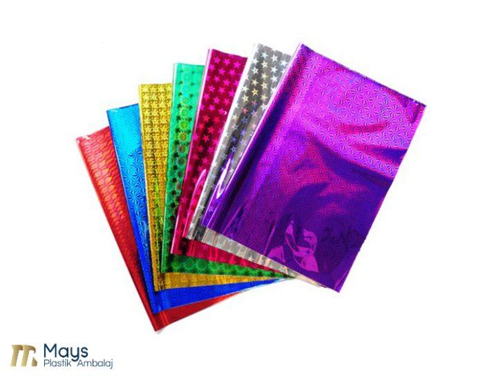 Metalize Poşetler - Mays Plastik Ambalaj